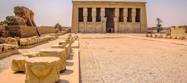 Excursión a los templos de Abydos y Dendera