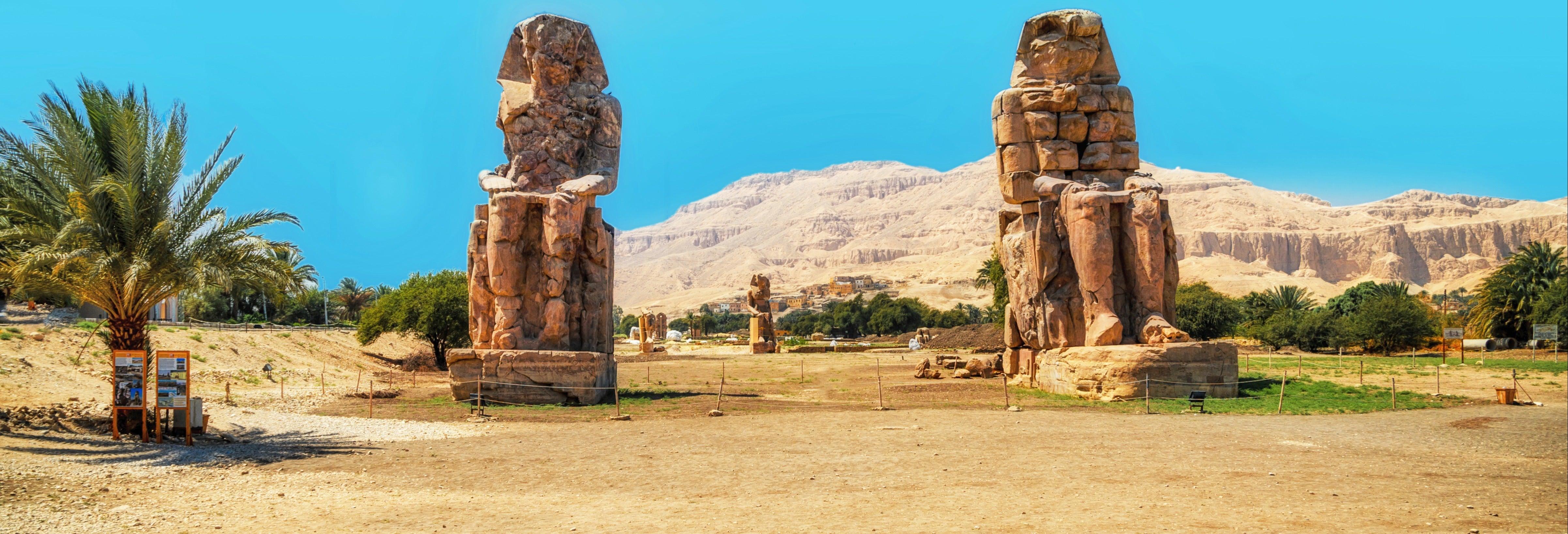 Tour completo de Luxor