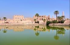 Visita guiada al Templo de Lúxor y al Templo de Karnak