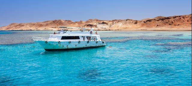 Excursión en barco y snorkel en la Isla Tirán