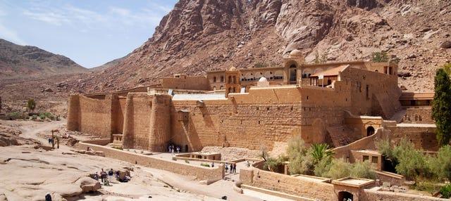 Monte Sinaí y Monasterio de Santa Catalina