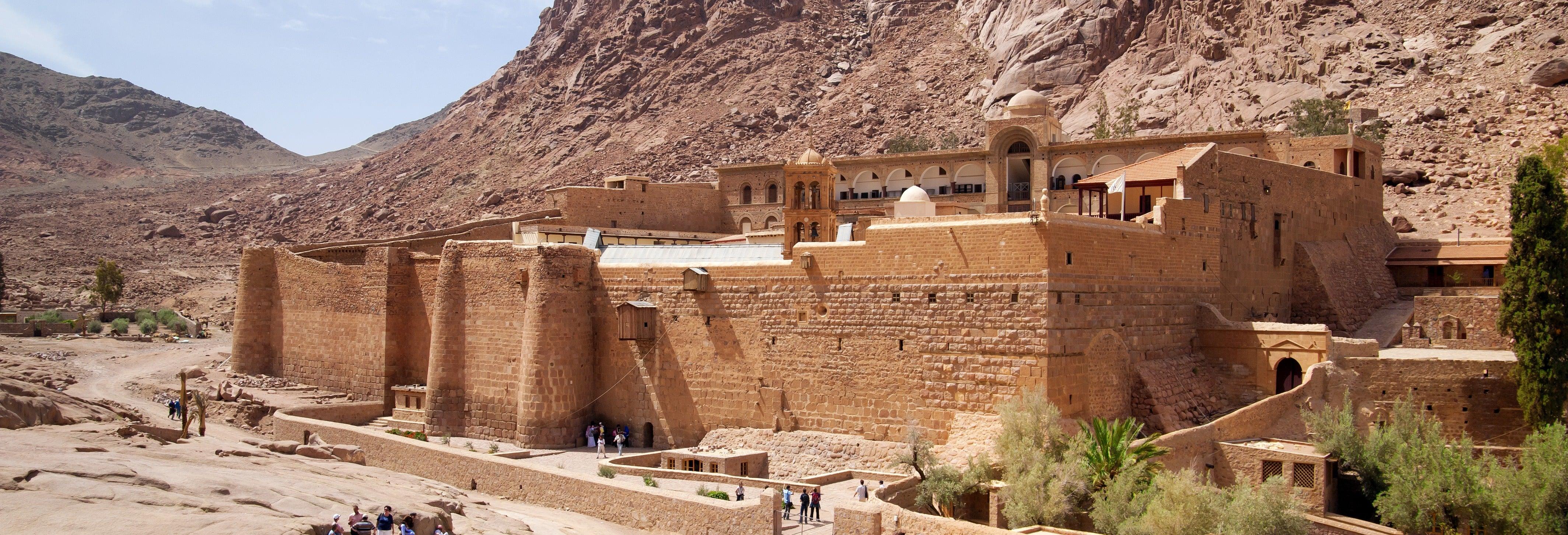 Mount Sinai and Saint Catherine's Monastery