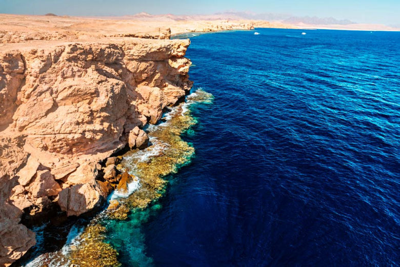 10 . Ras Mohamed Nature Reserve