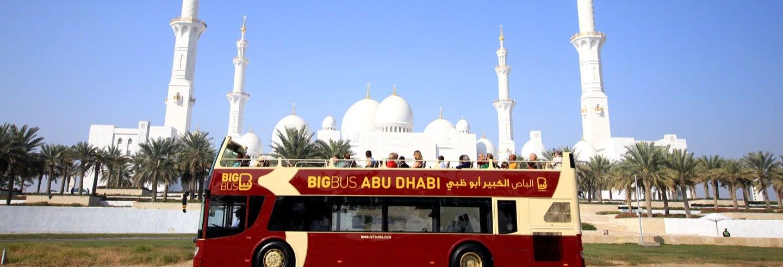 Ônibus turístico de Abu Dhabi