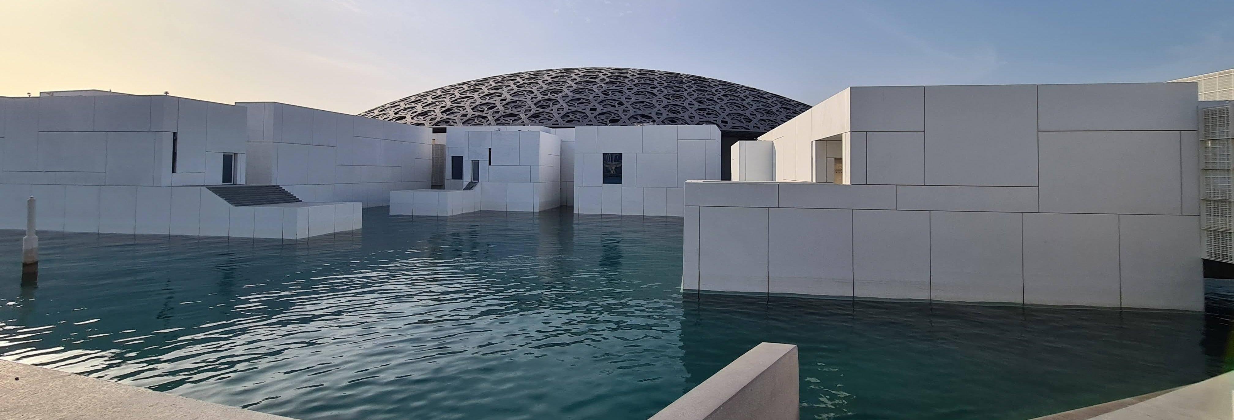 Tour por Abu Dhabi para cruceros