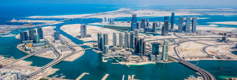 ¿Escala en Abu Dhabi? Tour desde el aeropuerto