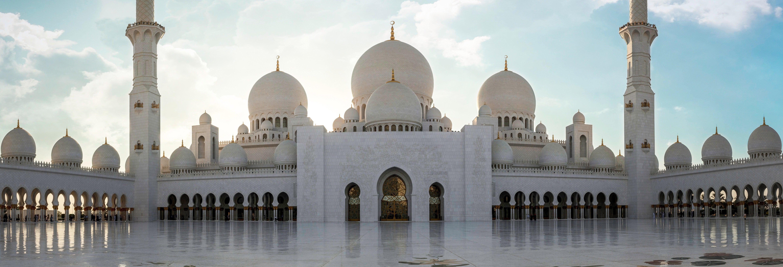 Tour privado por Abu Dhabi em português