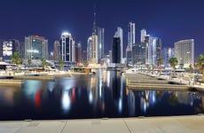Crociera con cena sul Dubai Creek