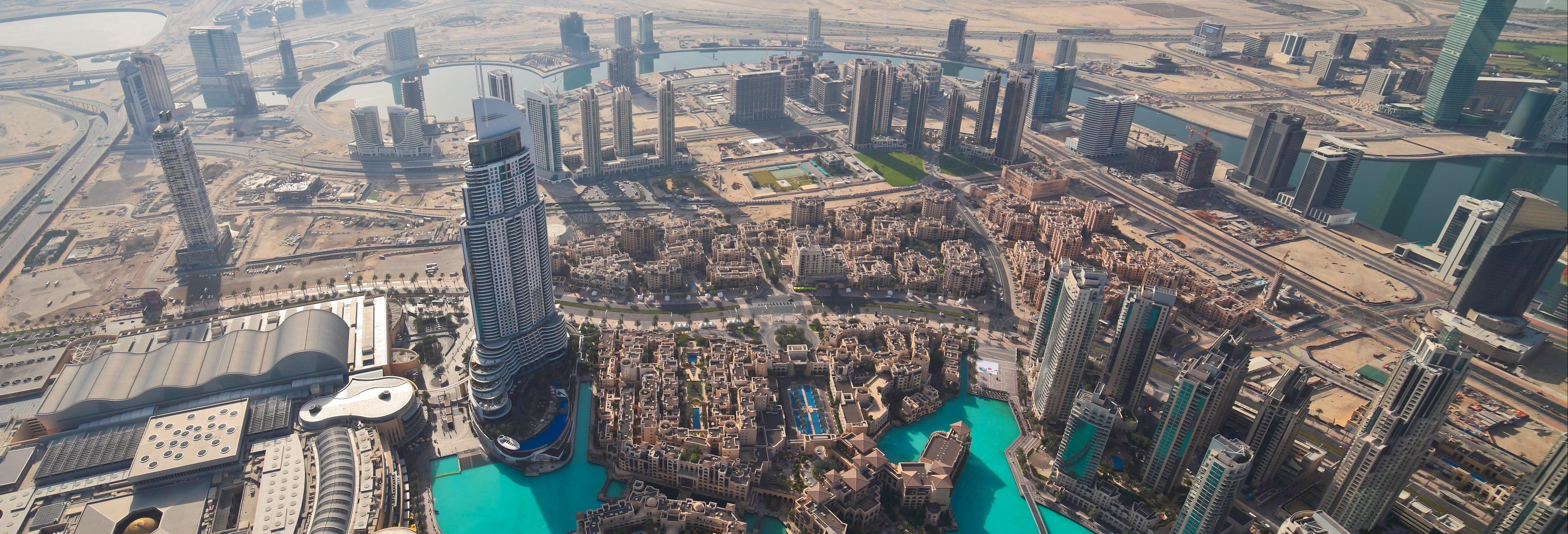 Burj Khalifa Floor 148 Ticket