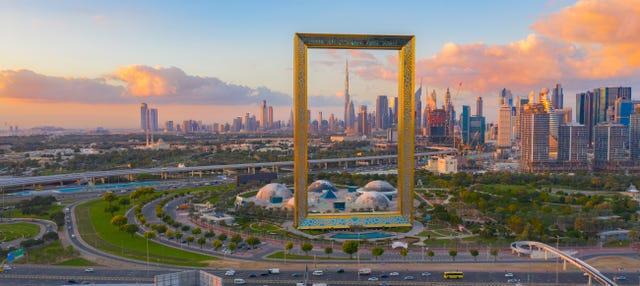 Billet pour le Dubai Frame