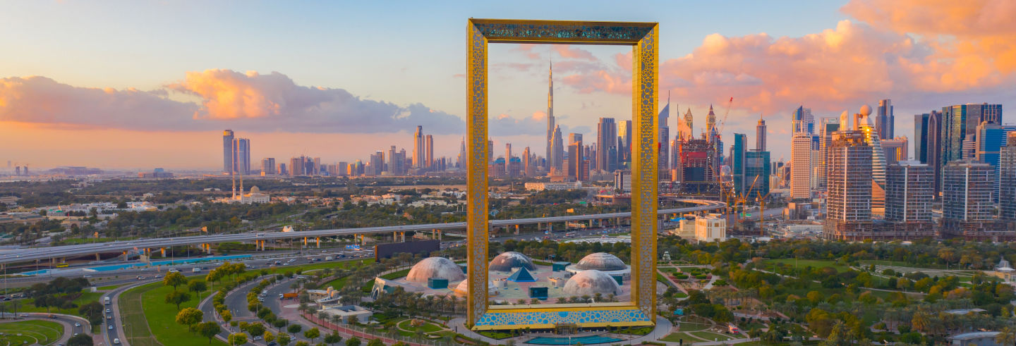 Dubai Frame Ticket