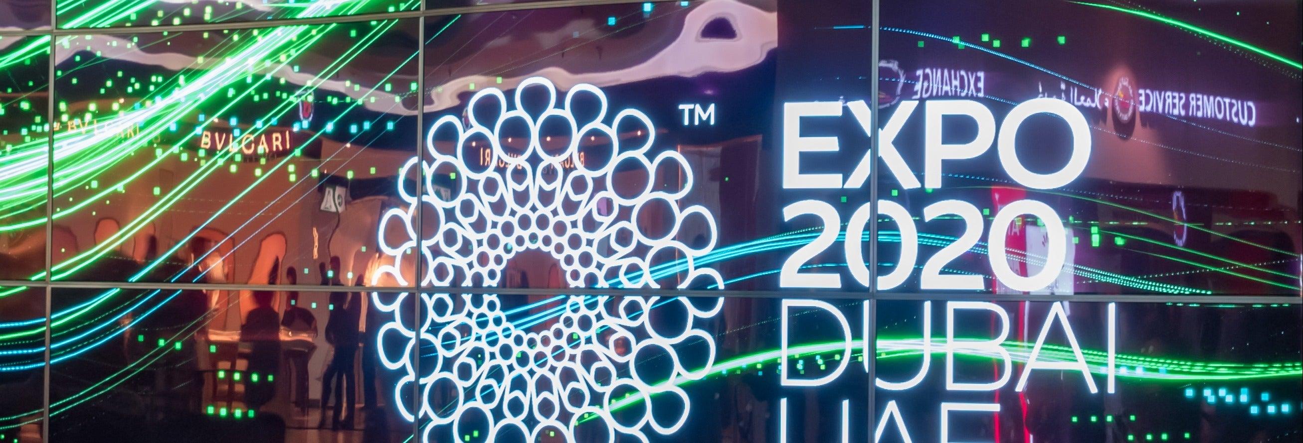 Biglietti per l'Expo 2020 Dubai