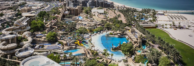 Wild Wadi Water Park Ticket
