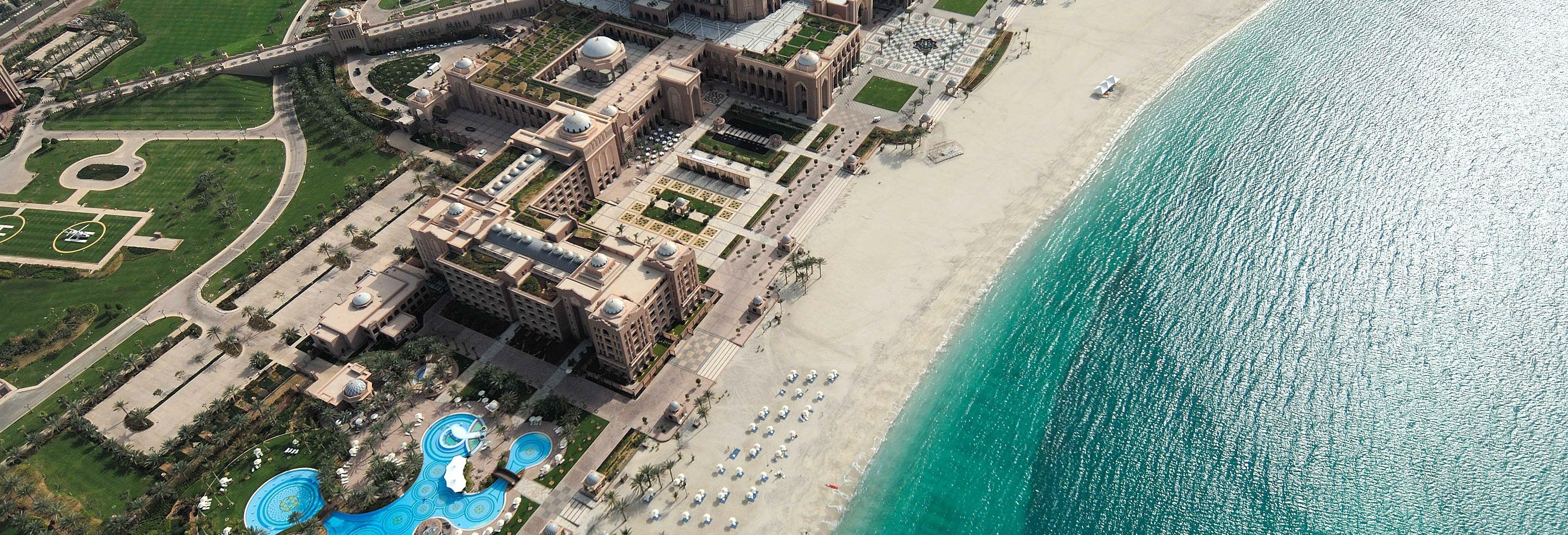 Excursão para Abu Dhabi