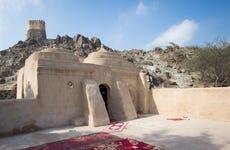 Excursión por la costa este de los Emiratos Árabes