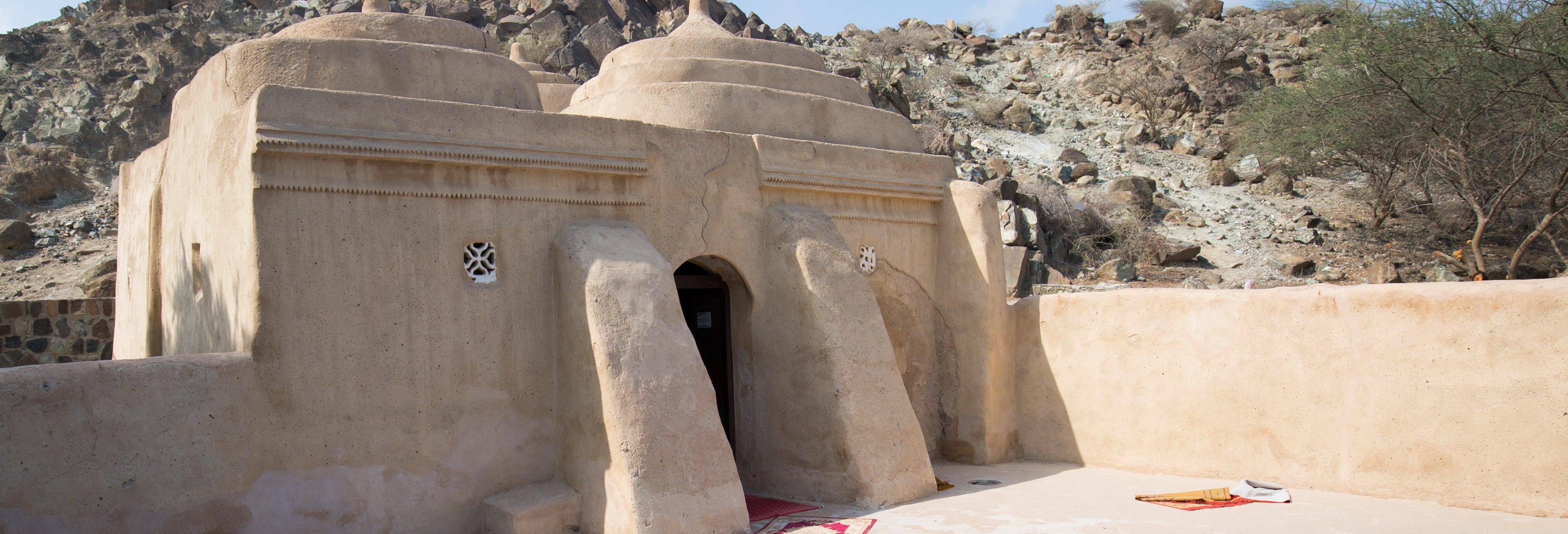 Excursão pela costa leste dos Emirados Árabes