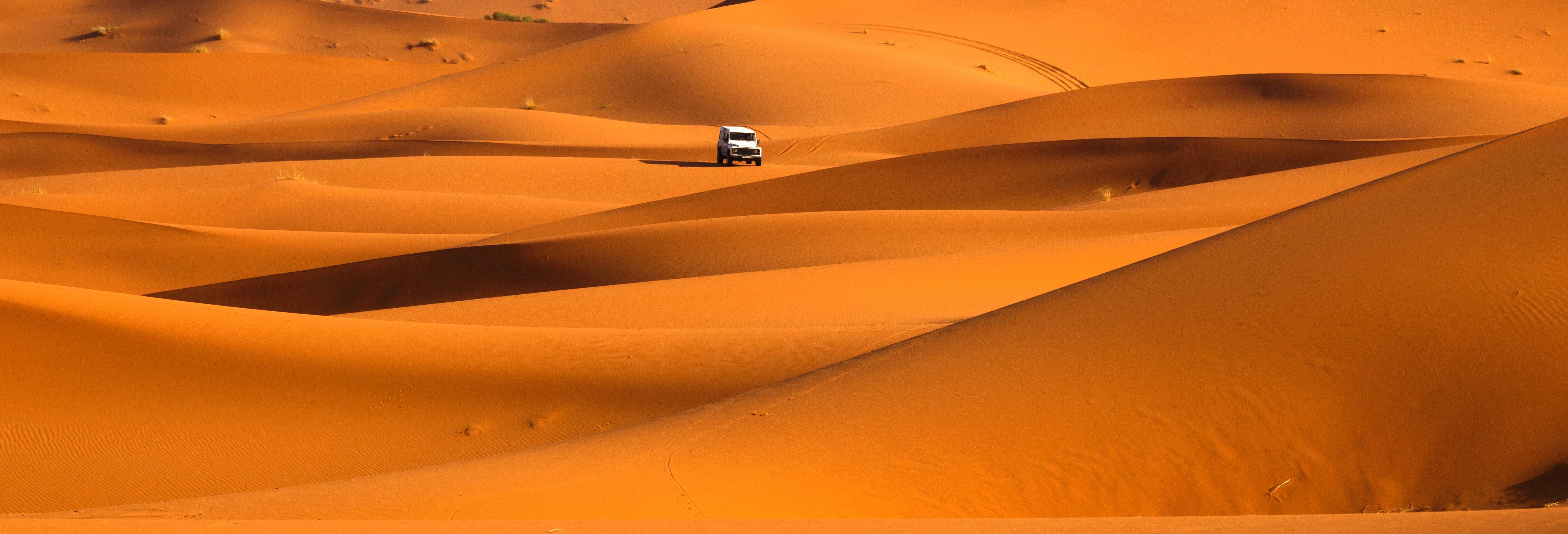 Desert Safari com jantar e espetáculo