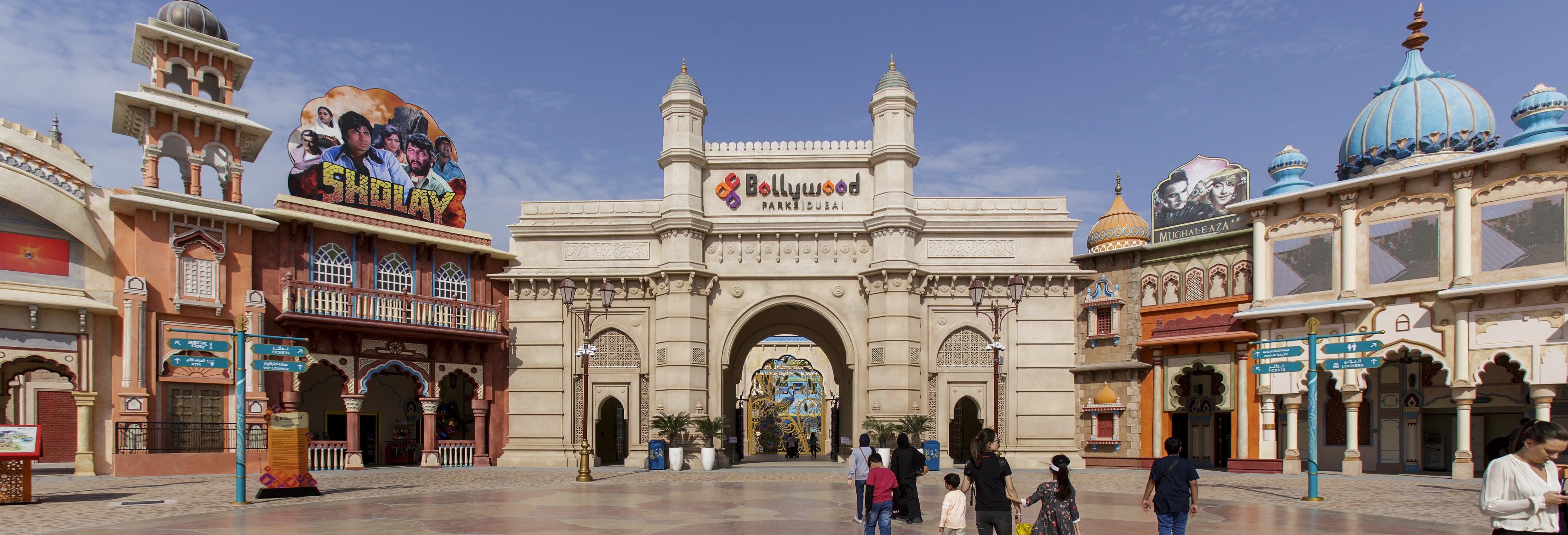Escursione a Dubai Parks
