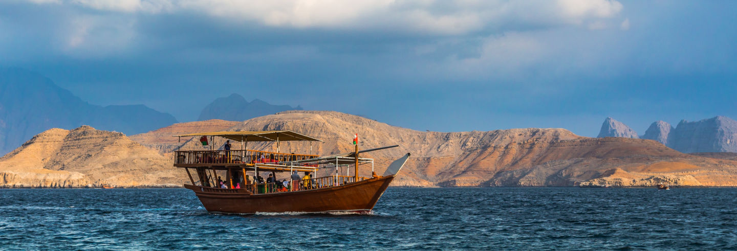 Musandam Fjords Cruise