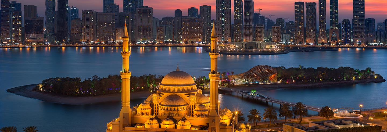 Excursión a Sharjah