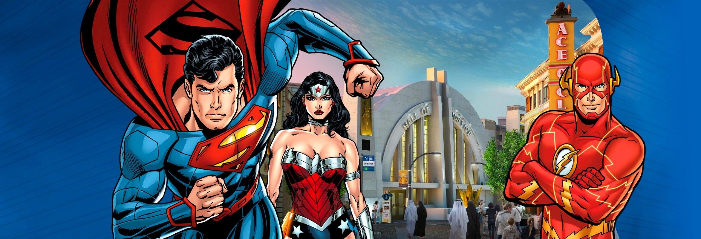 Excursión a Warner Bros Abu Dhabi