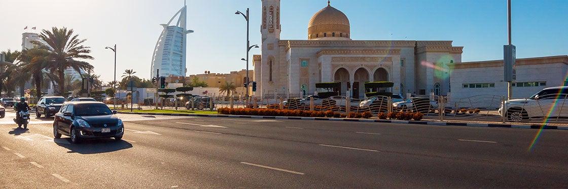 Louer une voiture à Dubaï