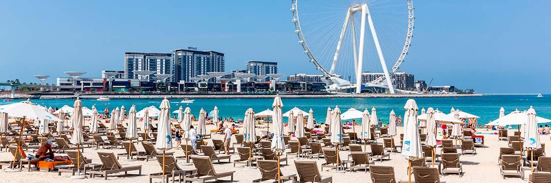 Beach Clubs à Dubaï