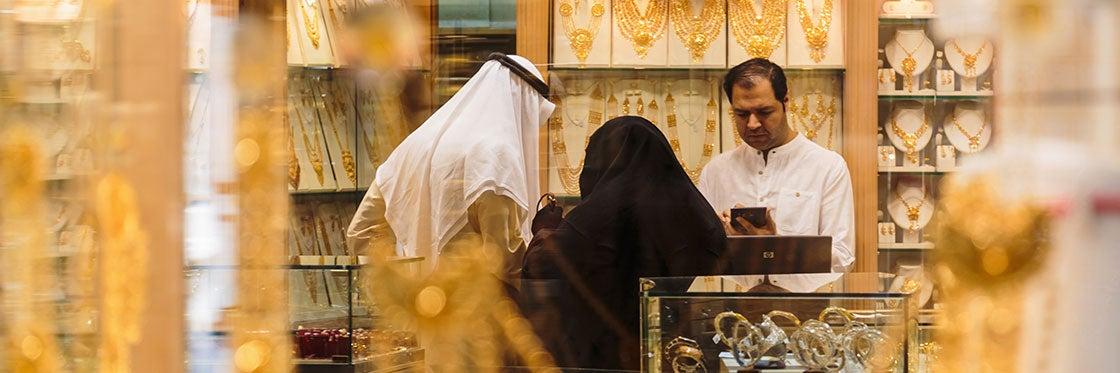 Compras em Dubai