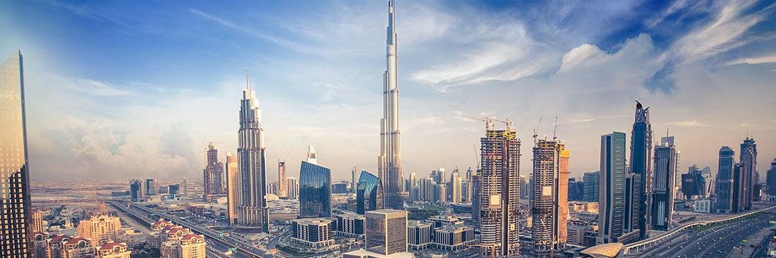 Edifices célèbres de Dubaï