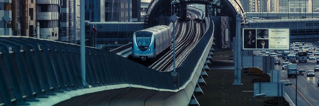 Transport in Dubai
