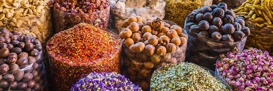 The Spice Market of Dubai