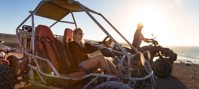 Tour en buggy por el desierto