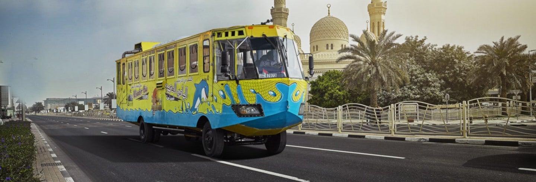 Wonder Bus Dubai