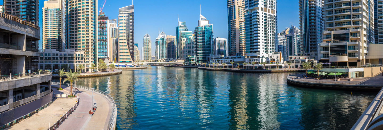 Tour de Dubái + Paseo en barco