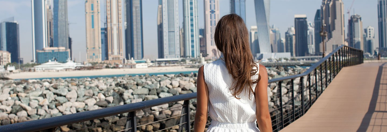 Tour privato di Dubai con guida in italiano