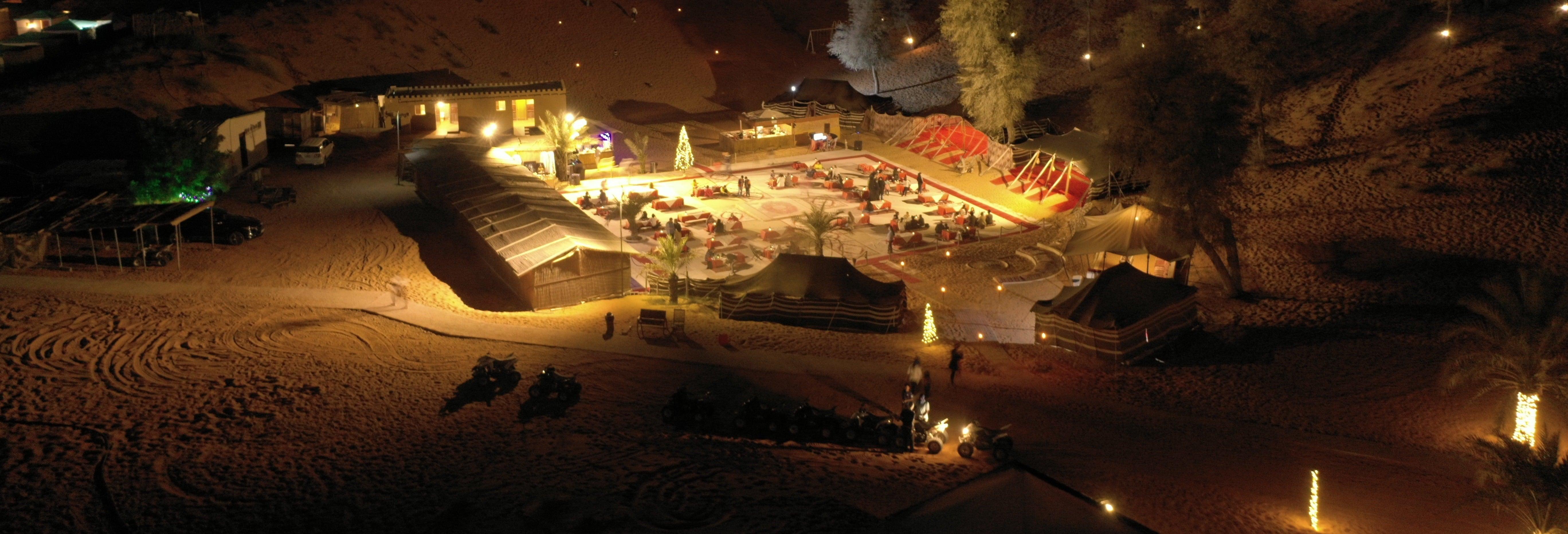 Ras al Khaimah Dinner in the Desert