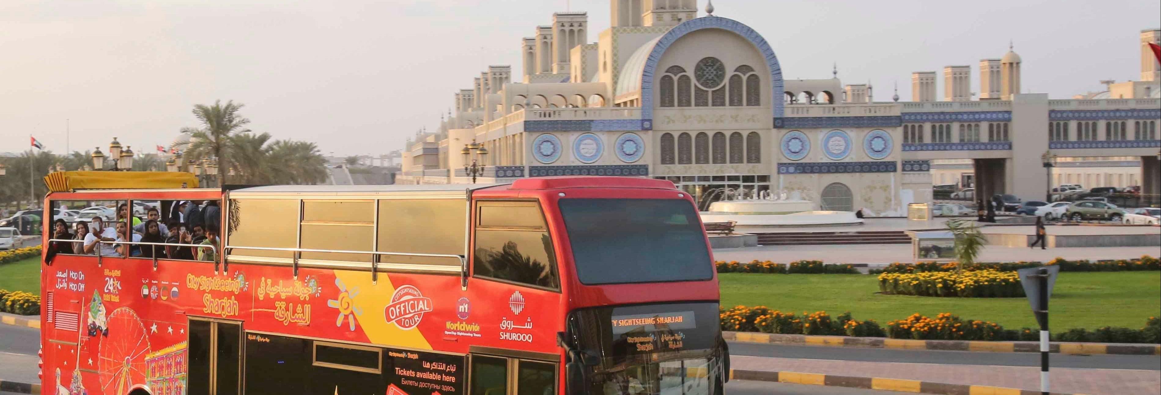 Autobus turistico di Sharja