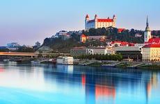 Free tour por el castillo y la catedral de Bratislava ¡Gratis!