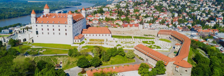 Tour por el barrio judío + Castillo de Bratislava