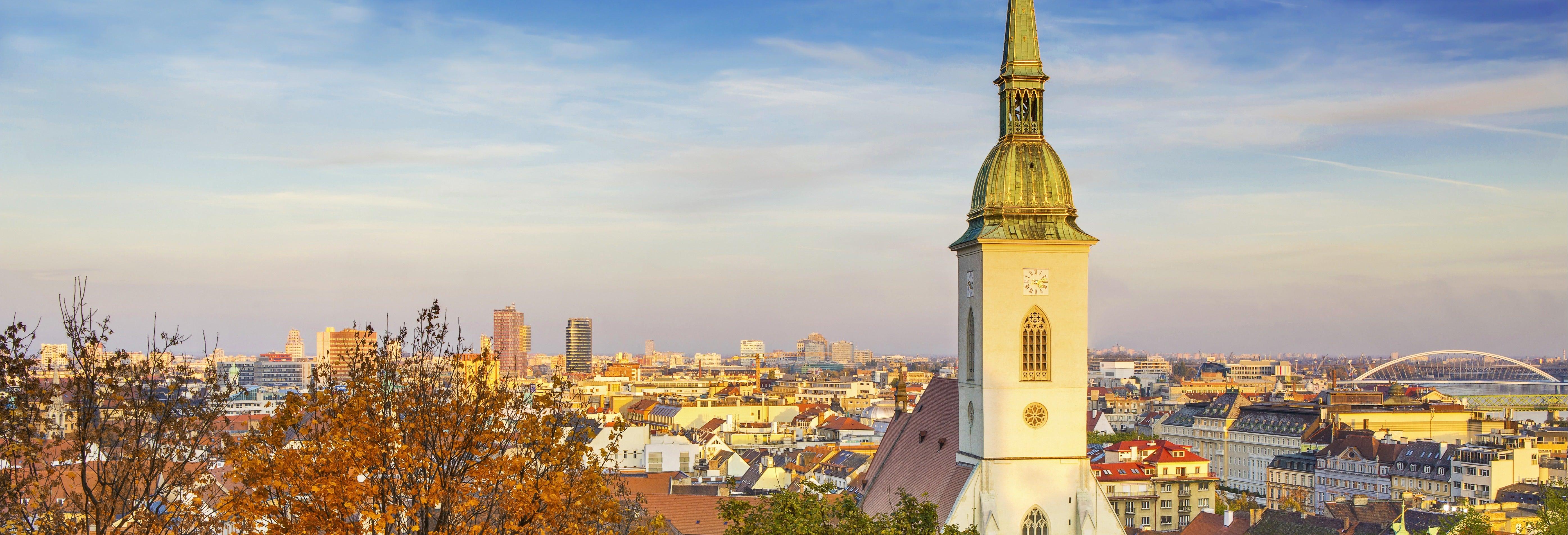 Tour privato di Bratislava. Scegli tu!