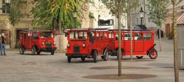 Tren turístico de Bratislava