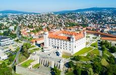 Visita guiada por los castillos de Bratislava