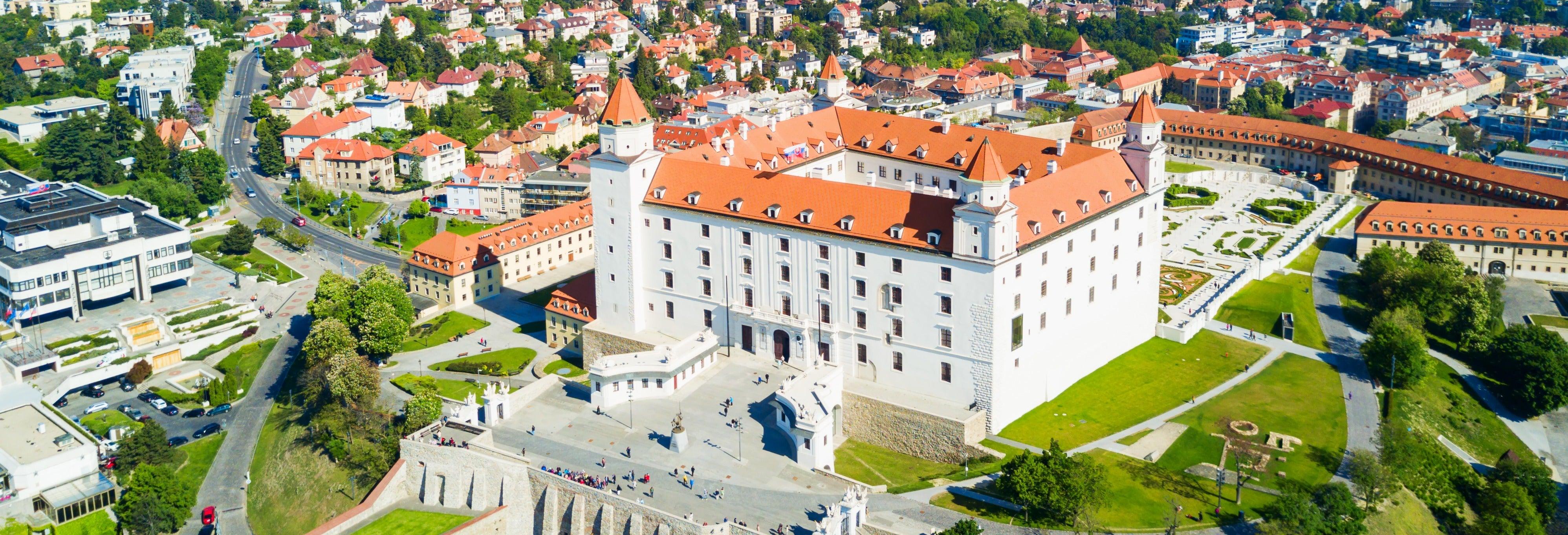Bratislava Castles Guided Tour