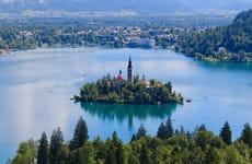 Visita guidata di Bled