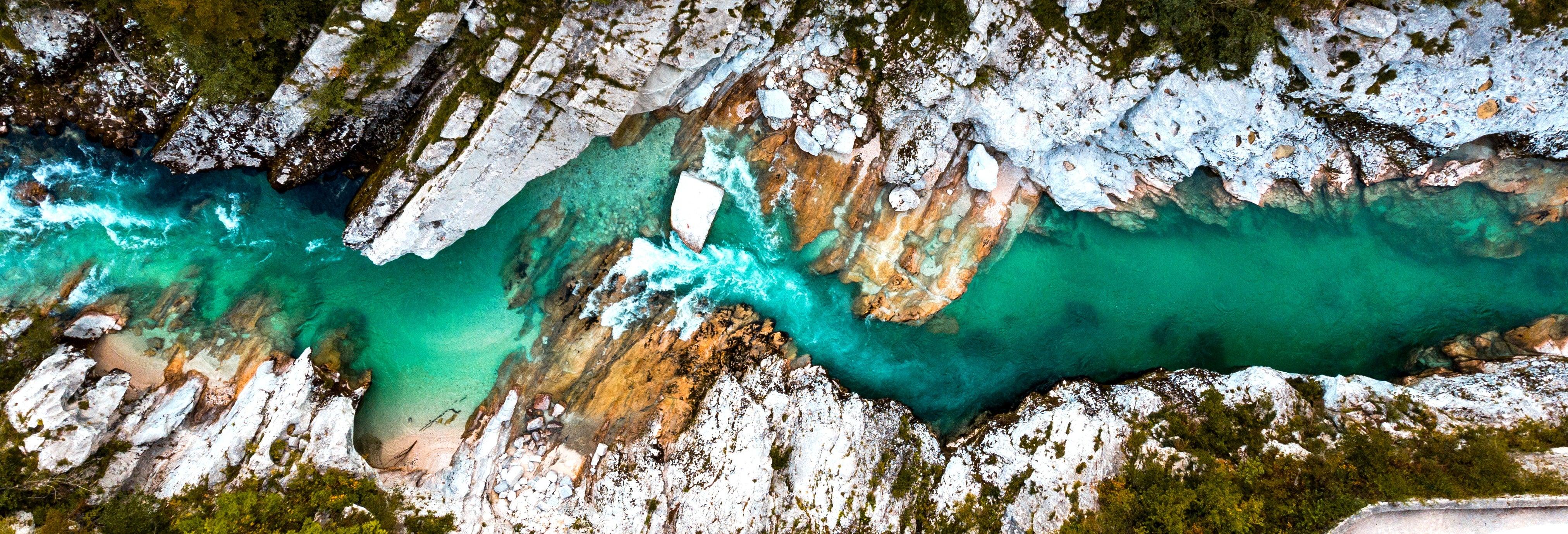 Barranquismo en el cañón de Soca