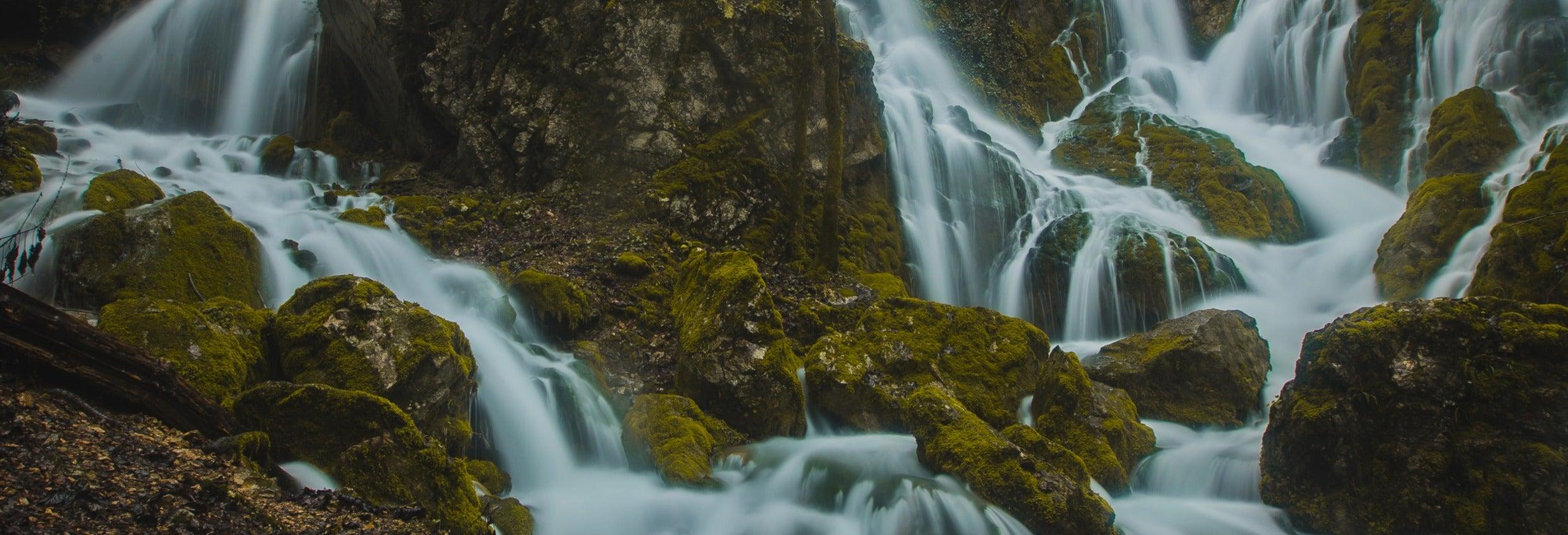 Barranquismo en el cañón de Susec