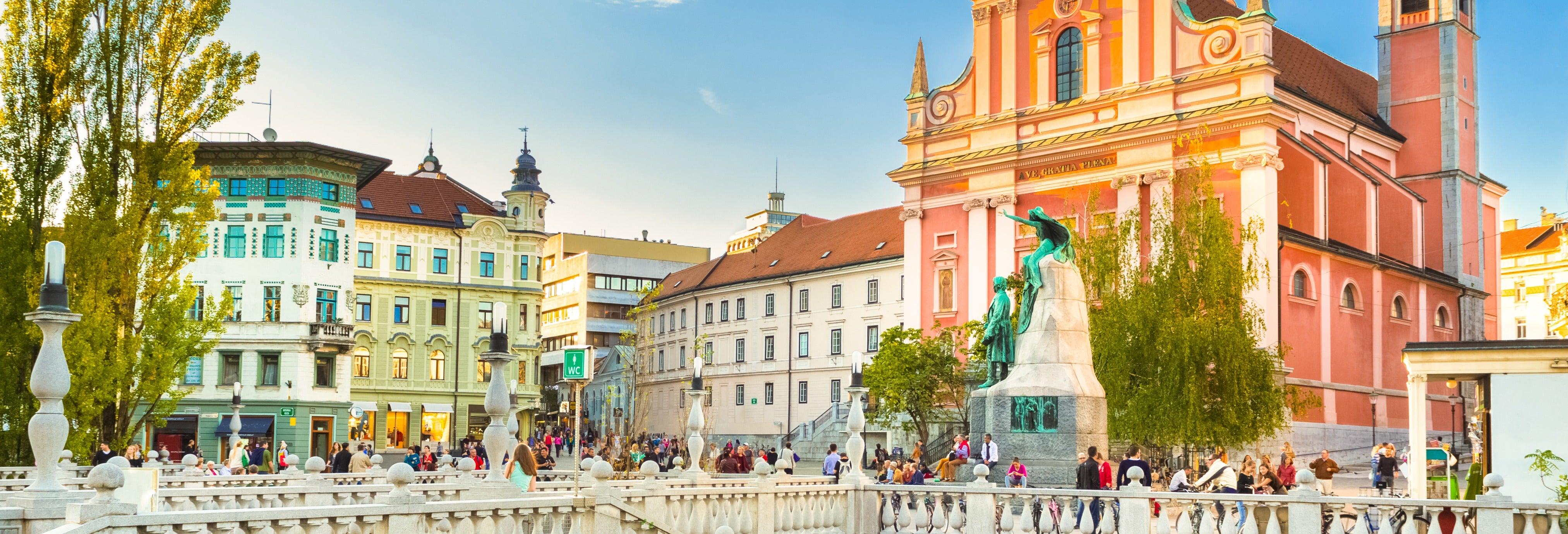 Excursión a Liubliana