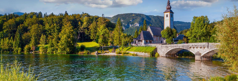 Excursión a Bled y Bohinj