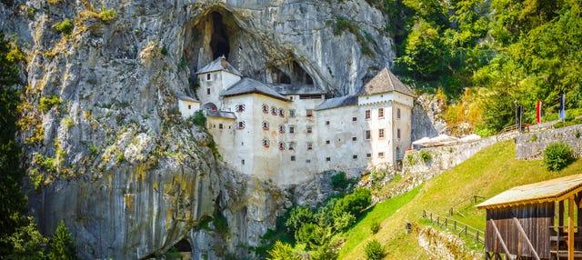 Predjama Castle and Postojna Cave Trip
