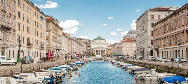 Escursione a Trieste